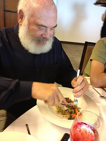 Lunch at the 2012 Nutrition Conference