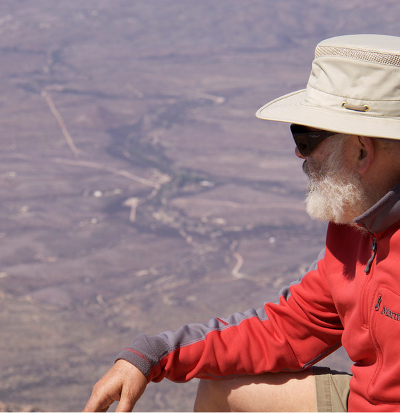 Climbing Rincon Peak